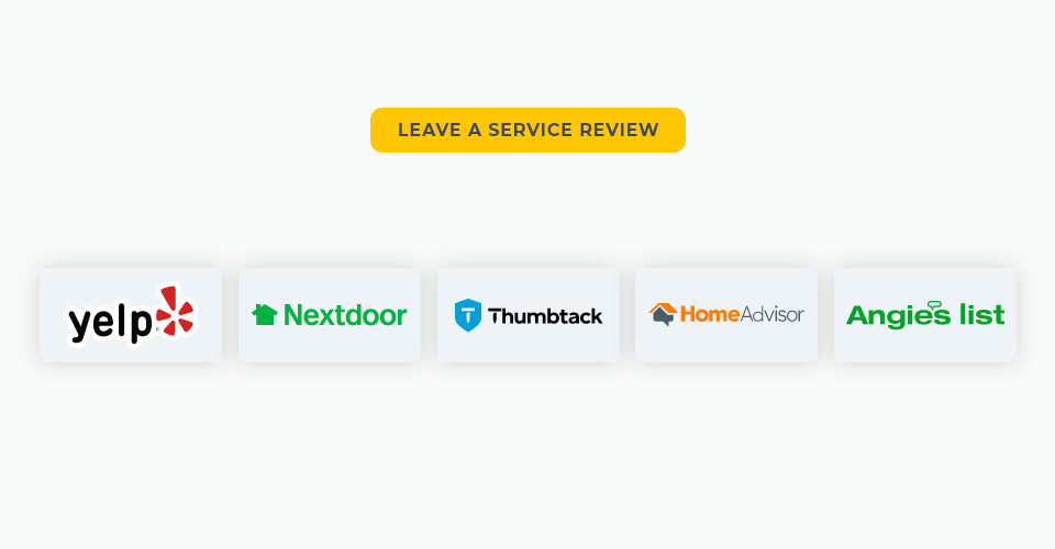 Leave a service review